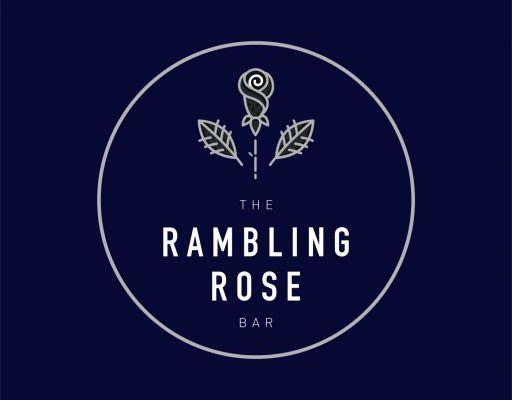 The Rambling Rose Bar - mobile bar hire for weddings and events.